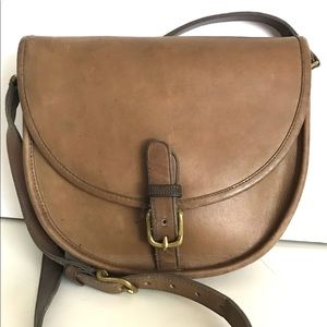 Coach Vintage Riding Bag NYC Crossbody